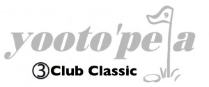 Yootopea Golf 3 Club Classic