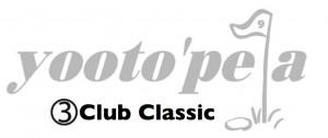 Yootopea Golf 3 Club Classic