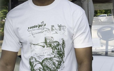 Yootopea Golf - Slice of Life t-shirt