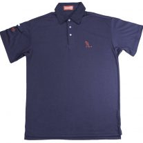 "'Signature Polo' - ""Kind of Blue"""