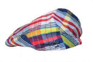 Gaspy - headwear - Patchwork - Plaid