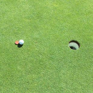 Pars Birdie Green ball marker 2