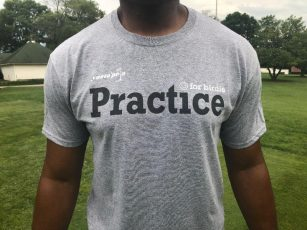 Practice Tee - Yootopea Golf Apparel