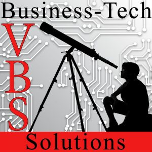 VBS Business-Tech Solution Logo